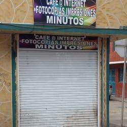 Cafe @ Internet en Bogotá