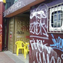 Cafeteria Avenida Calle 80 en Bogotá