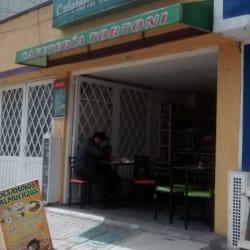 Cafeteria Tortoni en Bogotá