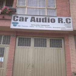 Car Audio R.C en Bogotá