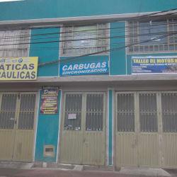 Carbugas Danna en Bogotá