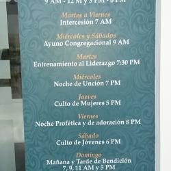 Centro Cristiano casa de Reino  en Bogotá