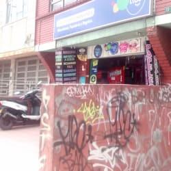 Centro de Conexiones en Bogotá