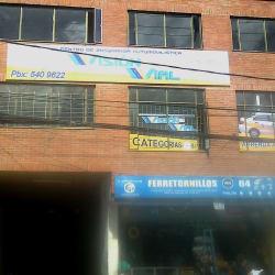Centro de Enseñanza Automovilística Visión Vial  en Bogotá