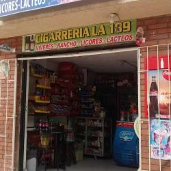 Cigarreria La 189 en Bogotá