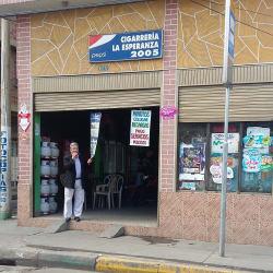 Cigarrería La Esperanza 2005 en Bogotá
