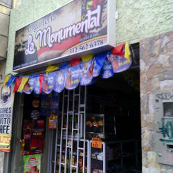 Cigarreria la Monumental  en Bogotá