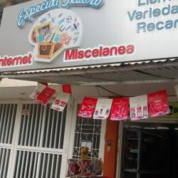 Papelería Especial Tesoro Variedades en Bogotá