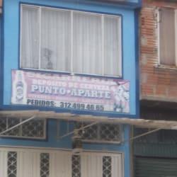 Cigarreria Punto Aparte en Bogotá