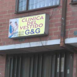 Clinica del Vestido G&G en Bogotá