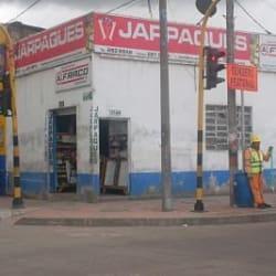 Jarpaques  en Bogotá