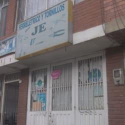 Ferrelectrico y Tornillos JE en Bogotá