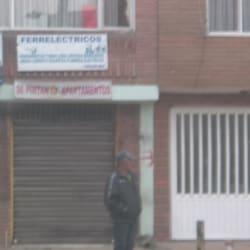 Ferrelectricos Calle 56A en Bogotá