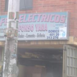 Ferrelectricos Alfonso Yara en Bogotá
