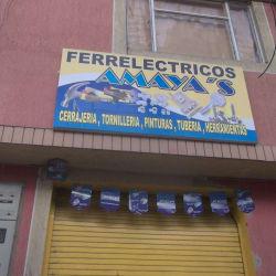 Ferrelectricos Amaya´s en Bogotá