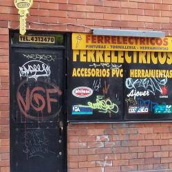 Ferrelectricos en Bolivia en Bogotá
