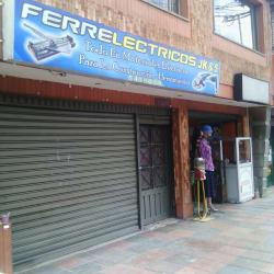 Ferrelectricos JK & S en Bogotá