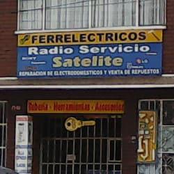 Ferrelectricos satelite en Bogotá