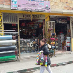 Ferrepuestos El Samuray en Bogotá