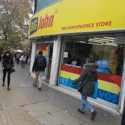 Big John - Providencia en Santiago
