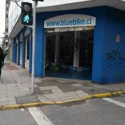 Blue Bike en Santiago