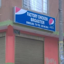 Factory ChickenBroaster en Bogotá