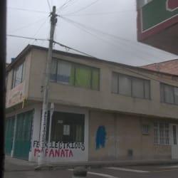 Ferrelectricos Mafanata en Bogotá