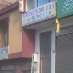 Ferrelectricos P &A en Bogotá