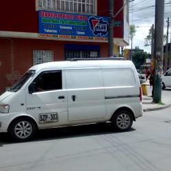 Ferrelectricos Pinto en Bogotá