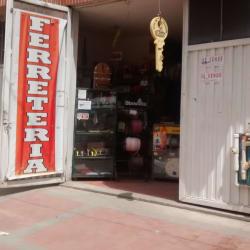 Ferreteria Calle 181C en Bogotá