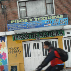Pisos y Texturas en Bogotá