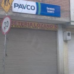 Ferreteria Lozano´s en Bogotá
