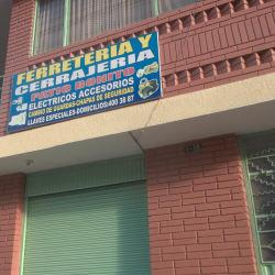 Cerrajería Patio Bonito  en Bogotá