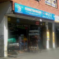 Ferretornillos Punto 64 en Bogotá