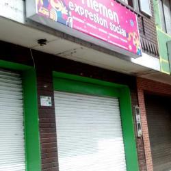 Filemon Expresion Social en Bogotá