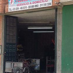 Flejes El Dorado en Bogotá