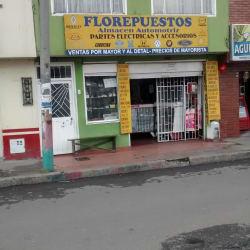 Florepuestos en Bogotá
