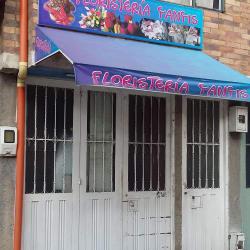 Floristería yanyis en Bogotá