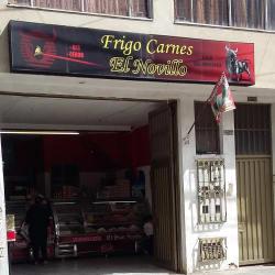 Frigo carnes El Novillo en Bogotá