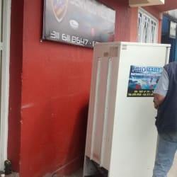 Friomart en Bogotá
