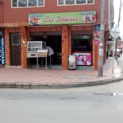 Fruteria Cafeteria Las Delicias en Bogotá