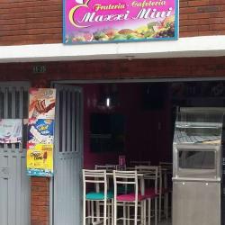 Frutería Cafetería Maxxi Mini en Bogotá