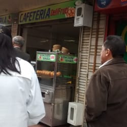 Fruteria Cafeteria Delifruti en Bogotá
