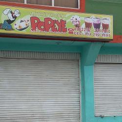 Frutería Tropical Popeye en Bogotá
