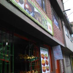Frutisander en Bogotá