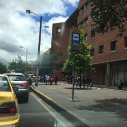 Paradero SITP SENA - Centro de Gestión de Mercados - 698A00 en Bogotá