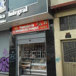 Pastelería El Imperio del Ponqué en Bogotá