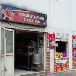 Panadería El Gran Trigal en Bogotá