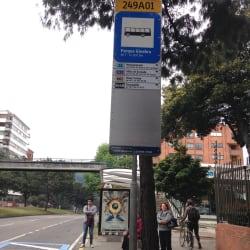 Paradero SITP Parque Ginebra - 249A01 en Bogotá