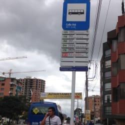 Paradero SITP Calle 146 - 114A01 en Bogotá